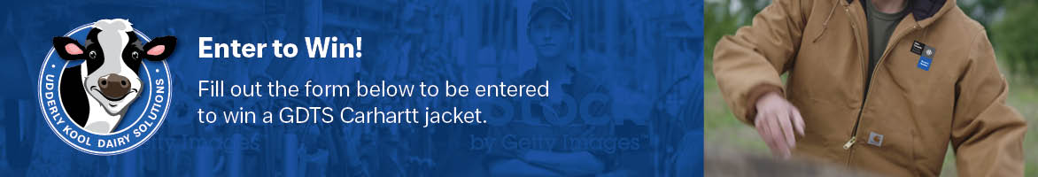 Enter to Win! Fill out the form below to be entered to win a GDTS Carhartt jacket.